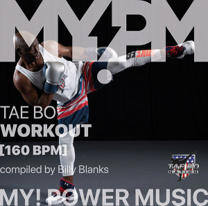 Tae Bo® by Billy Blanks - 160BPM