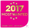 2017 MOST WANTED Chart - 129-135BPM