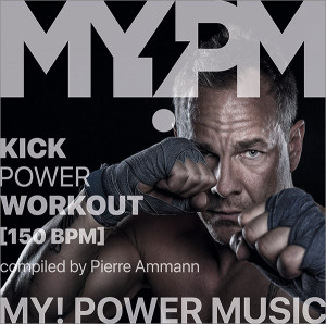 KICK POWER WORKOUT - 150BPM