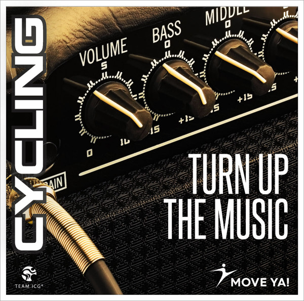 CYCLING Turn Up The Music