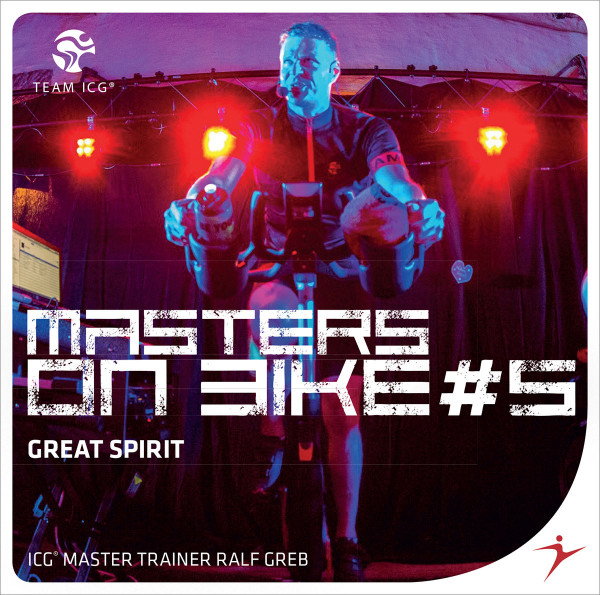MASTERS ON BIKE #5 Great Spirit - MP3