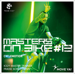 MASTERS ON BIKE #13 Cyclemotion