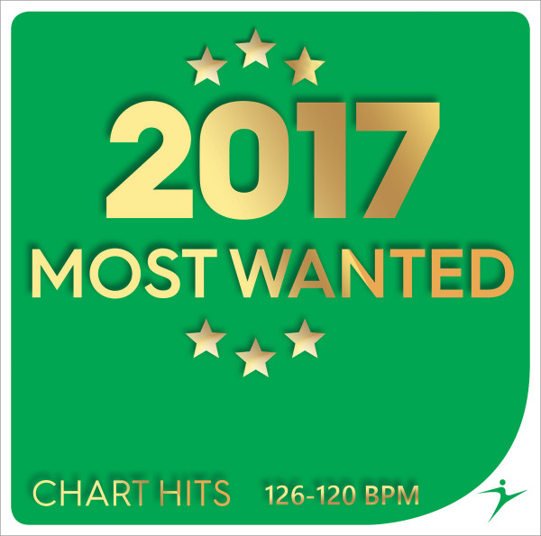 2017 MOST WANTED Chart Hits - 126-120BPM - MP3