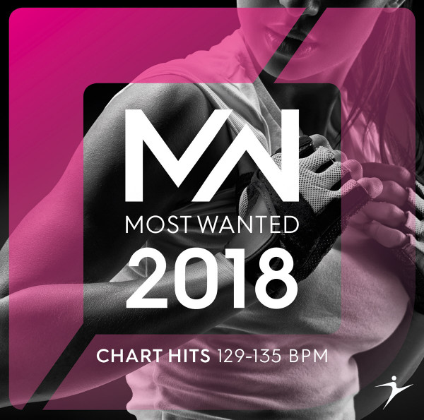 2018 MOST WANTED Chart Hits - 129-135 BPM